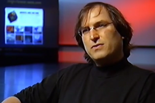 WATCH: Steve Jobs' 'lost' interview: computer science is a liberal art