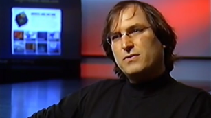 WATCH: Steve Jobs's prophetic warning against Apple's current success