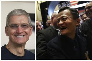 Are Apple and Alibaba about to become BFFs?