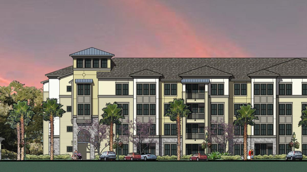 Downtown Orlando to get 449 new luxury apartments ...
