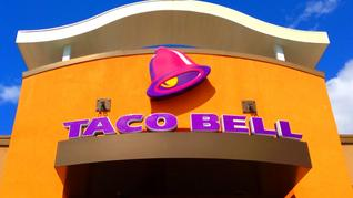 Would you drink alcohol at a Taco Bell restaurant?
