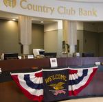 Country Club Bank scores bunting from 1985 World Series