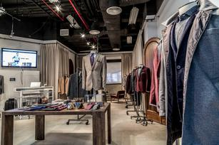 Custom men's e-tailer J. Hilburn suits up in NYC