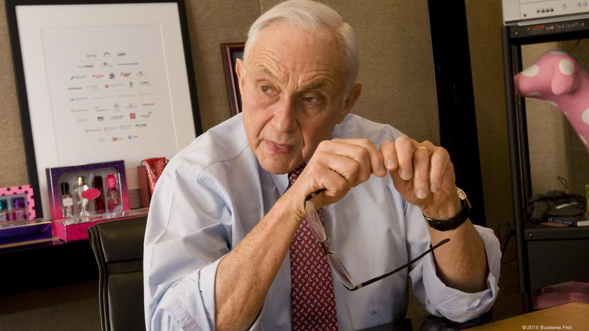 Les Wexner of L Brands is the richest person in Ohio - Dayton ...