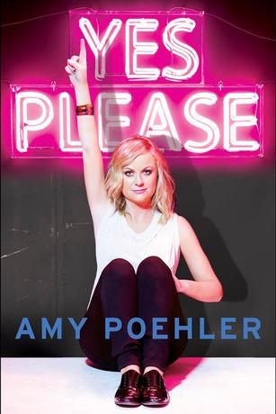 'Yes Please' to career advice from Amy Poehler