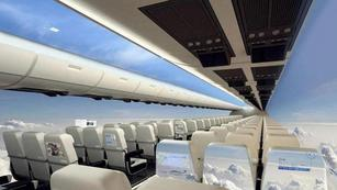 Slideshow: Will windowless planes take to the air? How about other skyriders of the future?