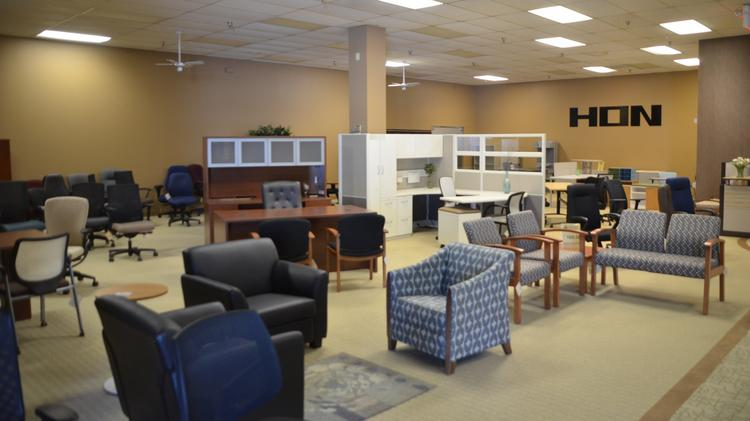 Friends Business Source, An Office Furniture And Supplies Business On Salem  Avenue, Wants To
