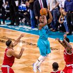 My first Buzz: Soaking in the Hornets' comeback