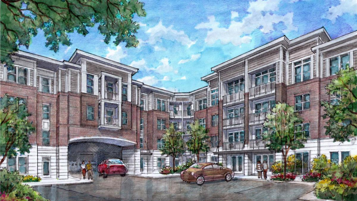 New Mayfair Road apartments will start coming online in ...