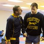 Video: Foxcatcher film means a look back at millionaire/murderer John du Pont