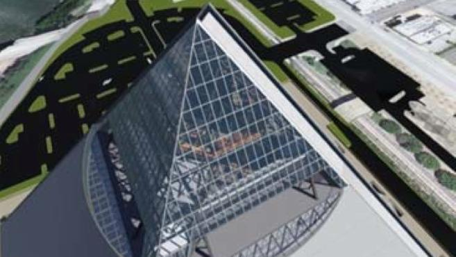 The Top Of New B Pro At Pyramid Will Feature An Aquarium And