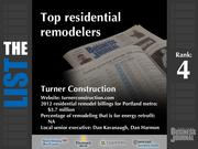 4: Turner Construction