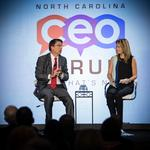 McCrory at CEO Forum: We should be part of a new Triangle