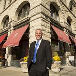 Part curator, part manager, <strong>Smith</strong> steps in at Pfister: Tim <strong>Smith</strong>