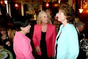 From left, U.S. Rep. Doris Matsui, D-Calif., singer-songwriter Carole King and Colleen Corrigan, legislative consultant for the Northern Rockies Ecosystem Protection Act Network.