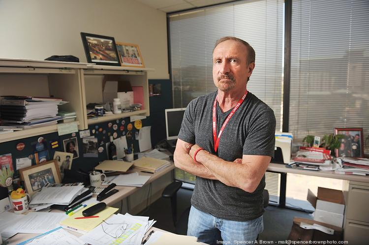 NUHW boss Sal Rosselli won't give up.
