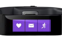 Microsoft Band Hero 1