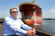 Paul Anderson at the Port of Tampa.