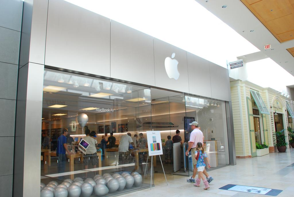 apple store nc