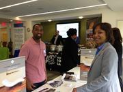 Kanten Wooten talks about Floor Coverings International franchise opportunities with Denise James.