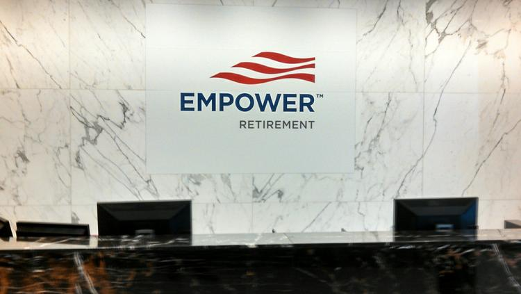 Former J P  Morgan business takes new name: Empower