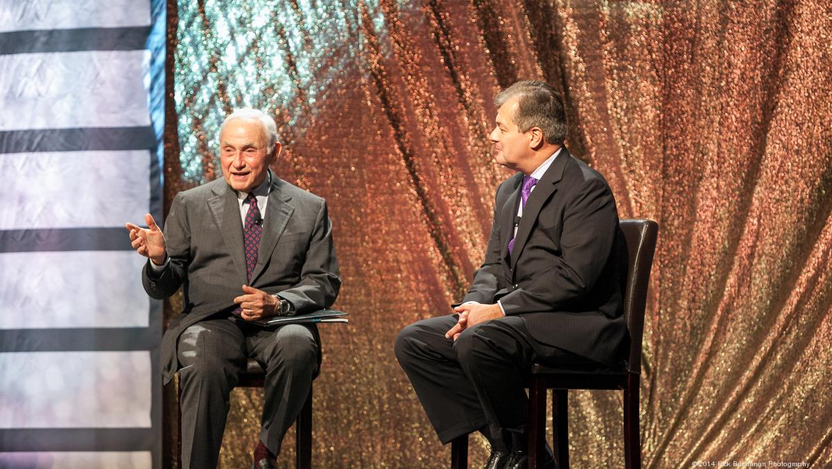 Les Wexner on Columbus' greatness, leadership, polar bears and the ...