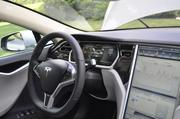 Tesla can reconfigure many of the car's functions through Wi-Fi.