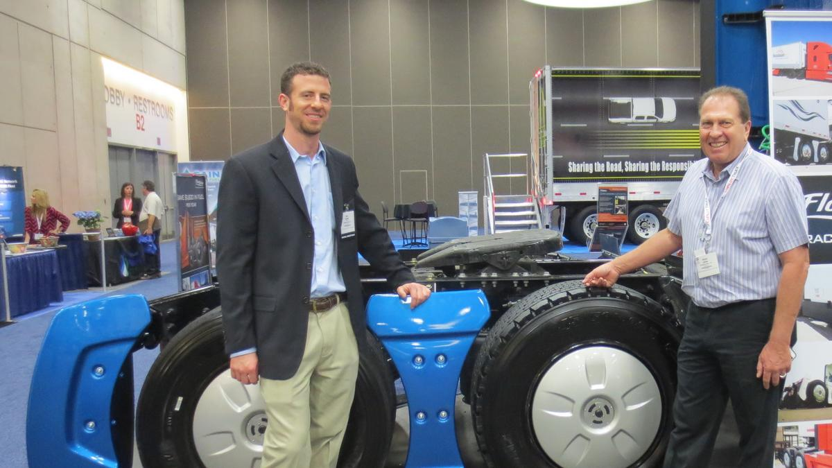 FlowBelow completes first major trucking company contract - Austin Business Journal