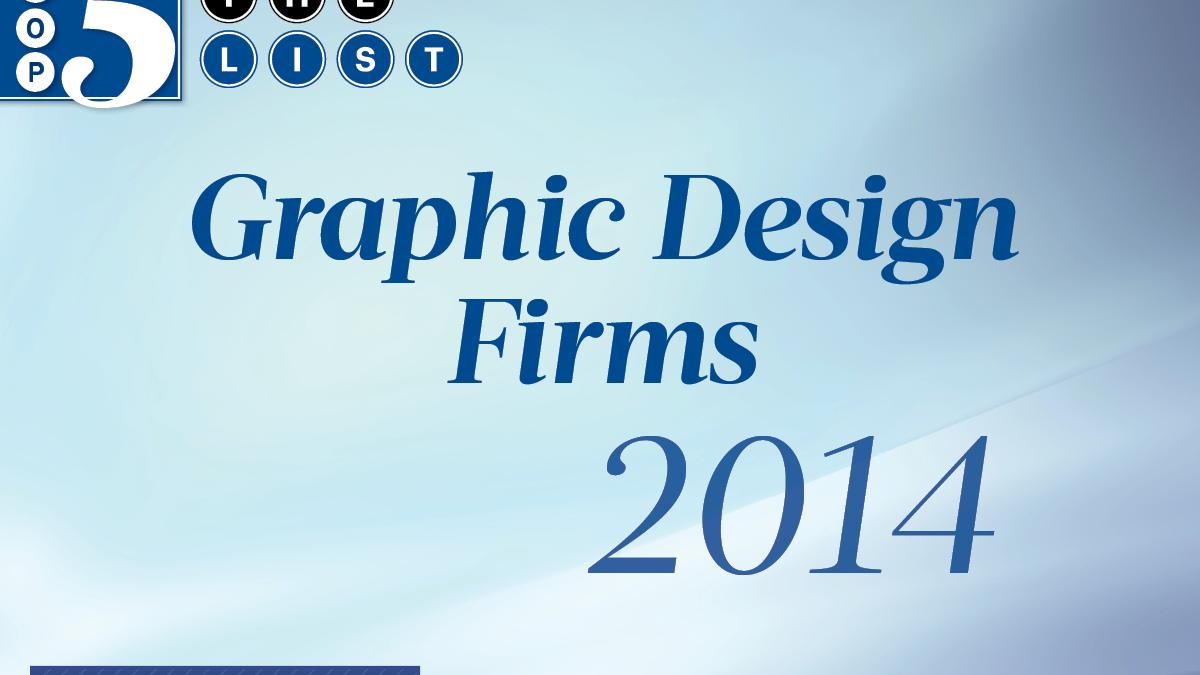 List leaders top 5 graphic design firms puget sound for Top 10 design firms