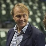 Milwaukee Bucks co-owner Wes Edens lobbied lawmakers for arena on latest Wisconsin visit