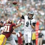 Prices slashed on McCoy, <strong>Foles</strong>, Maclin jerseys after big Eagles moves