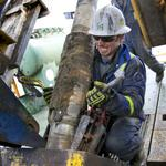 Drop in crude oil prices resulting in drilling permits being cut in half