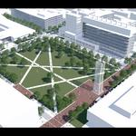 Temple plans to build new library, green space but doesn't mention football stadium