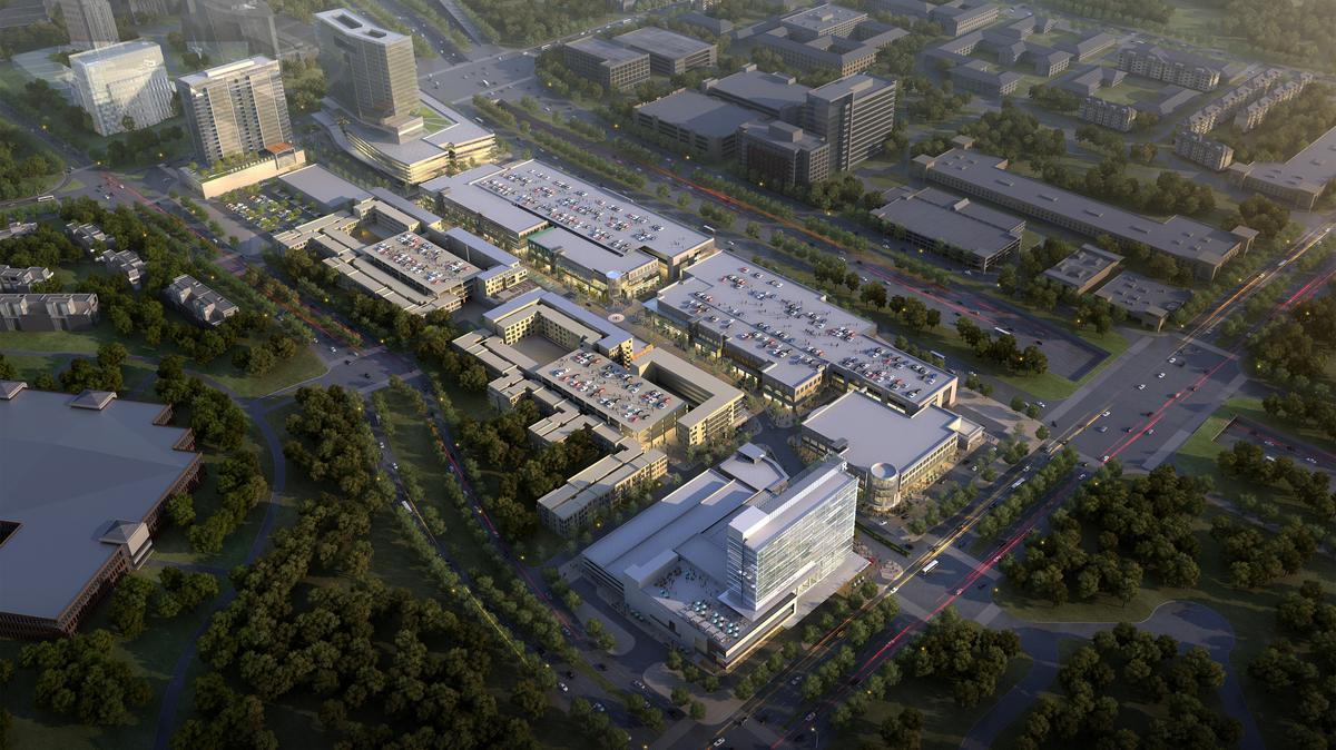 Liberty Mutual Commercial Insurance >> Boston-based Liberty Mutual ready to begin work on massive new regional hub in Plano - Dallas ...