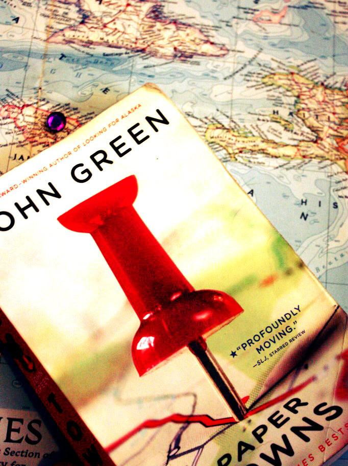 Paper Towns Original Book Cover : John green s paper towns begins filming in charlotte