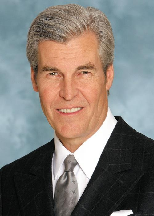 Terry Lundgren is the CEO of Macy's Inc.