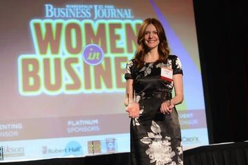 Women in Business award winners