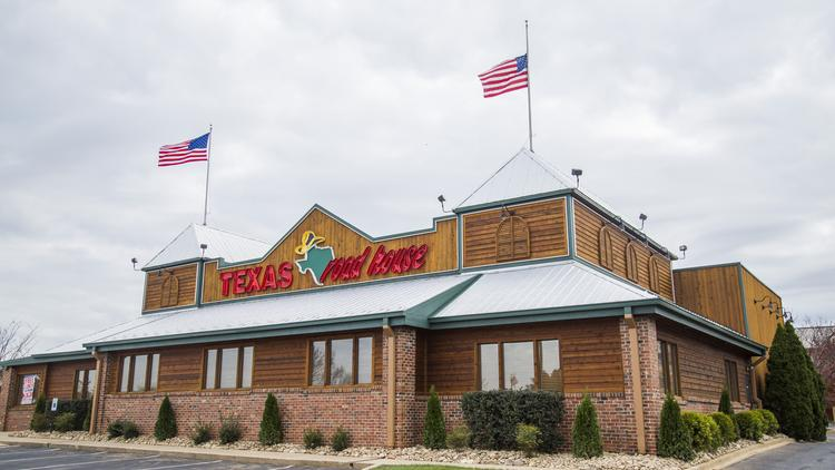 Texas Roadhouse Inc. ranked as the fifth most reputable quick-service restaurant chain in the United States.