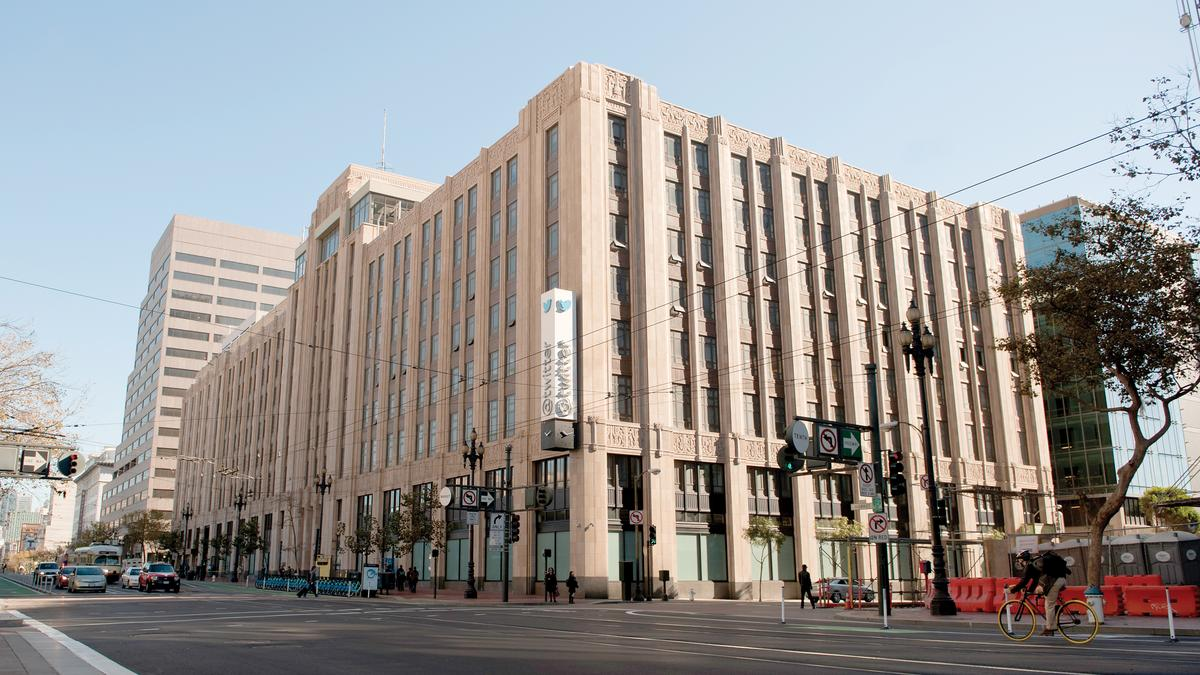 Twitter subleasing one floor at Mid-Market headquarters - San Francisco  Business Times