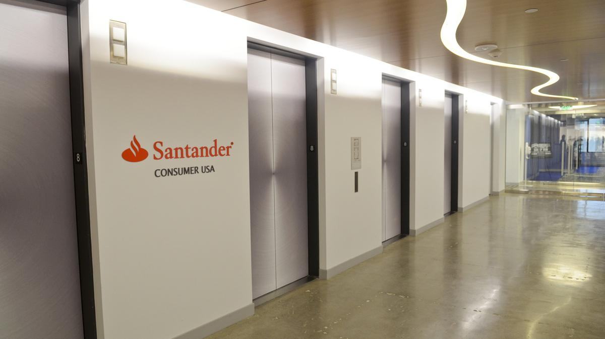 An Inside Look: Santander's New Offices In Downtown Dallas
