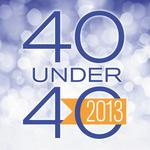 2013 candidate profiles for 40 Under 40