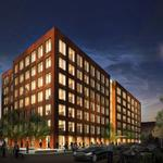 Hines plans seven-story wooden office building in Minneapolis' North Loop (Photos)