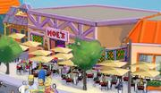 """Moe's Tavern will be the place to """"imbibe"""" in Homer Simpsons' favorite spot in town. Let's hope Barney didn't hog all the Flaming Moe's."""
