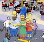 The Simpsons family definitely will be on-site for photo opportunities.