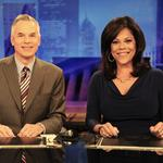 WGN-Channel 9's news department scrambles to manage fallout from an offensive mistake