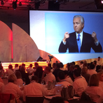 Wells Fargo CEO offers rare family details at Out & Equal's LGBT diversity conference