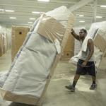 United Furniture expands with new Triad distribution center