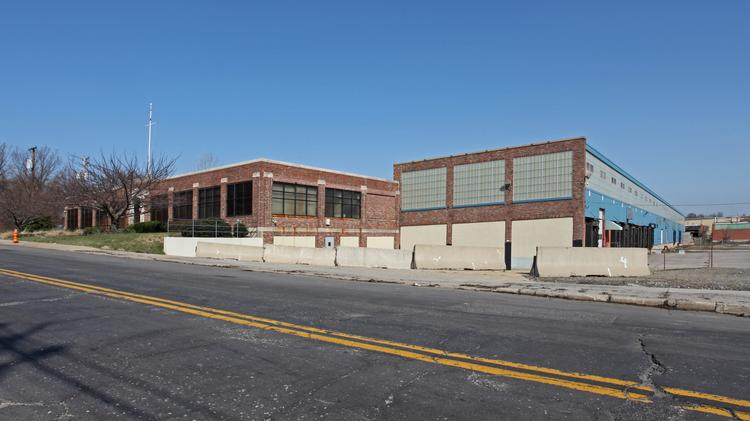 Chesapeake Plywood has acquired this 157,000-square-foot warehouse at 3400 E. Biddle St. for $3 million.