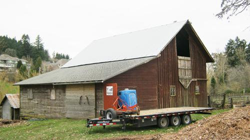 Restore Oregon Shipley-Cook Barn
