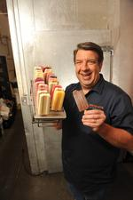 Naia's gelato on a stick stands out